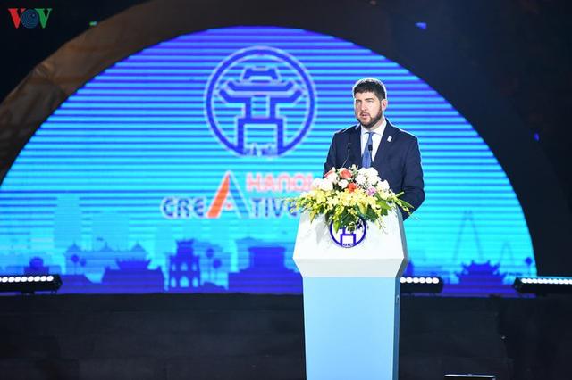 """Hà Nội đón nhận danh hiệu """"Thành phố sáng tạo"""" của UNESCO - Ảnh 3."""