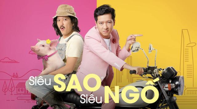 Netflix cập nhật hàng loạt phim Việt, có cả Siêu sao siêu ngố - Ảnh 1.