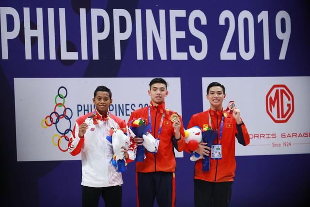 SEA Games 30: Sự thành công của các môn thể thao Olympic - Ảnh 2.
