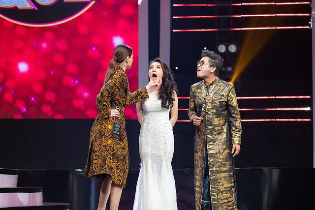 Gương mặt thân quen 2019: Nhật Thủy giả giọng hệt Thanh Thảo khiến Hồ Ngọc Hà đòi lên kiểm tra - Ảnh 2.