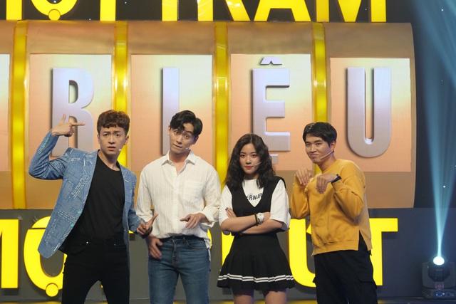 Trai đẹp từng cầu hôn Hương Giang thất bại nhận giải thưởng cao nhất 100 triệu 1 phút - Ảnh 1.