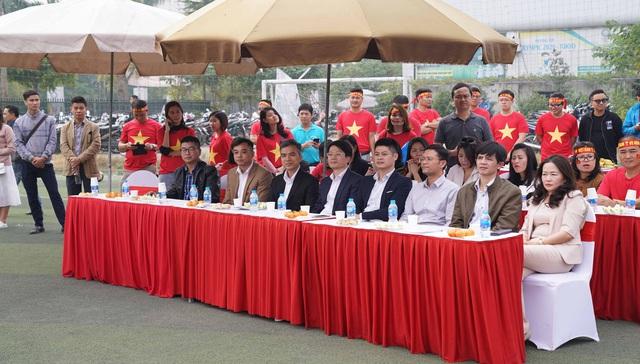 Khai mạc Giải Bóng đá các cơ quan Trung ương mở rộng - Cúp báo Đại biểu Nhân dân - Ảnh 1.