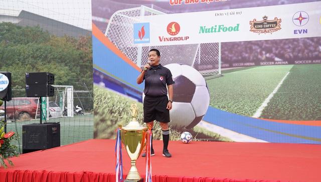 Khai mạc Giải Bóng đá các cơ quan Trung ương mở rộng - Cúp báo Đại biểu Nhân dân - Ảnh 5.