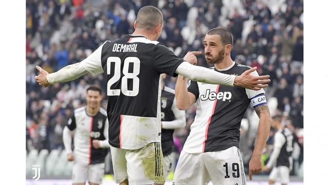 Juventus 3-1 Udinese: Ronaldo lập cú đúp đẹp mắt - Ảnh 2.