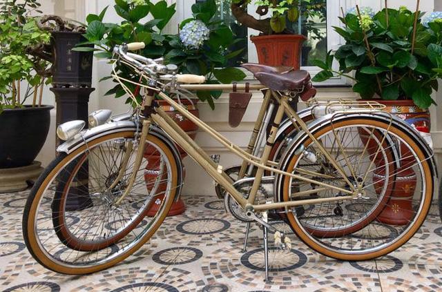 Những câu chuyện tình yêu xoay quanh bộ sưu tập hơn 100 chiếc xe đạp cổ - ảnh 1