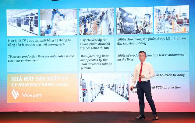 Vingroup công bố 5 mẫu tivi thông minh đầu tiên - Ảnh 4.