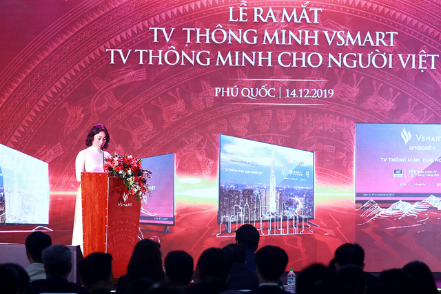 Vingroup công bố 5 mẫu tivi thông minh đầu tiên - Ảnh 6.