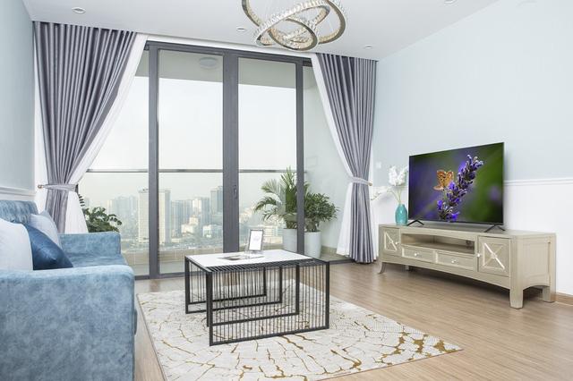 Vingroup công bố 5 mẫu tivi thông minh đầu tiên - Ảnh 1.