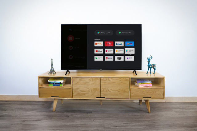 Vingroup công bố 5 mẫu tivi thông minh đầu tiên - Ảnh 2.