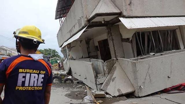 Gia tăng thương vong trong động đất tại Philippines - Ảnh 3.