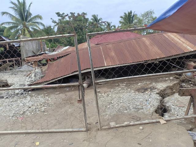 Gia tăng thương vong trong động đất tại Philippines - Ảnh 2.