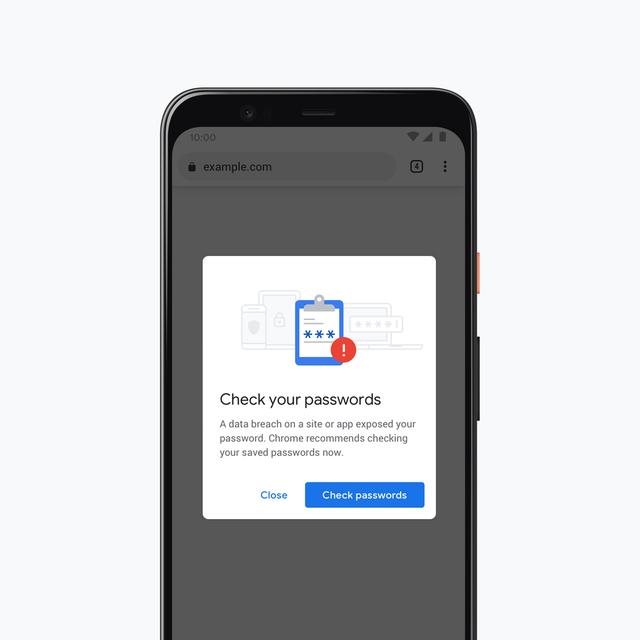 Google Chrome sẽ cảnh báo nếu mật khẩu người dùng bị đánh cắp - Ảnh 1.