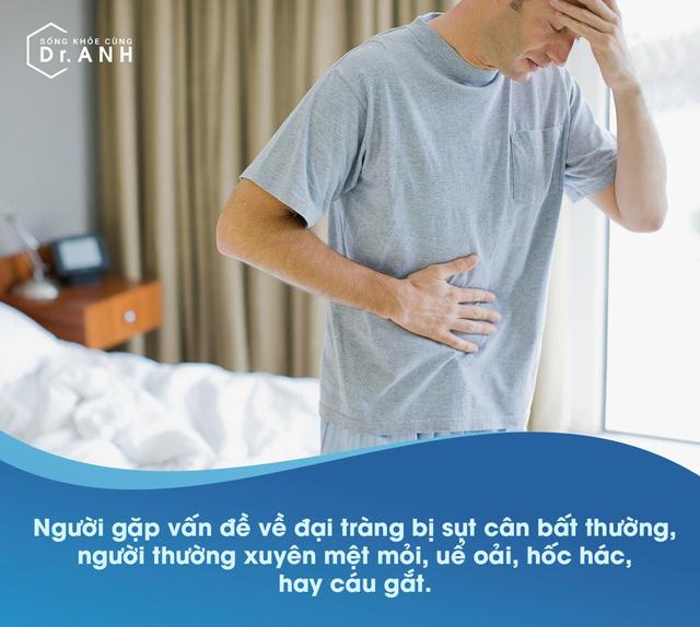 4 biểu hiện hàng đầu báo hiệu bạn đang gặp vấn đề đại tràng - Ảnh 4.