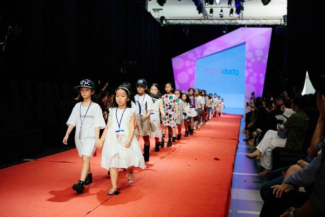 Chương trình thời trang trẻ em Junior Fashion Runway 5: Sôi động và hấp dẫn - Ảnh 12.