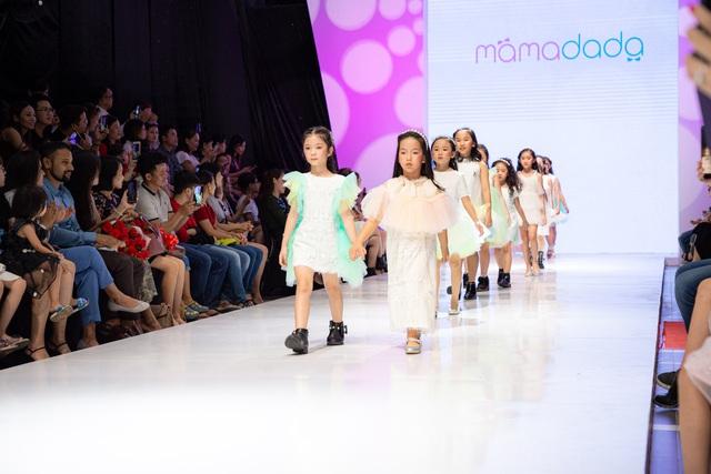 Chương trình thời trang trẻ em Junior Fashion Runway 5: Sôi động và hấp dẫn - Ảnh 13.