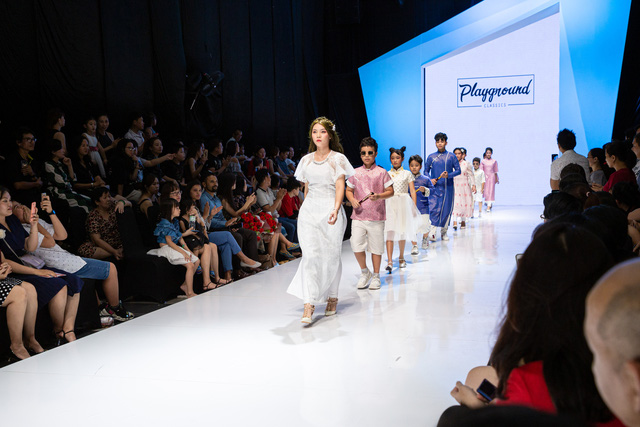 Chương trình thời trang trẻ em Junior Fashion Runway 5: Sôi động và hấp dẫn - Ảnh 9.