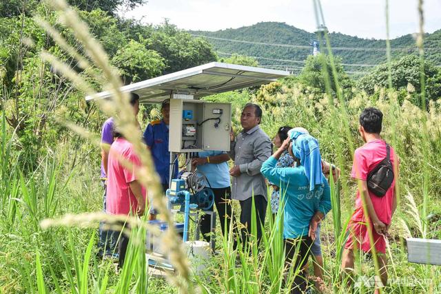 Năng lượng xanh thắp sáng vùng nông thôn Thái Lan - Ảnh 1.