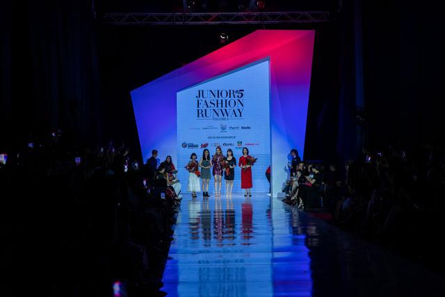 Chương trình thời trang trẻ em Junior Fashion Runway 5: Sôi động và hấp dẫn - Ảnh 11.