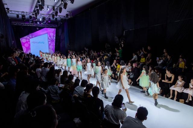 Chương trình thời trang trẻ em Junior Fashion Runway 5: Sôi động và hấp dẫn - Ảnh 6.