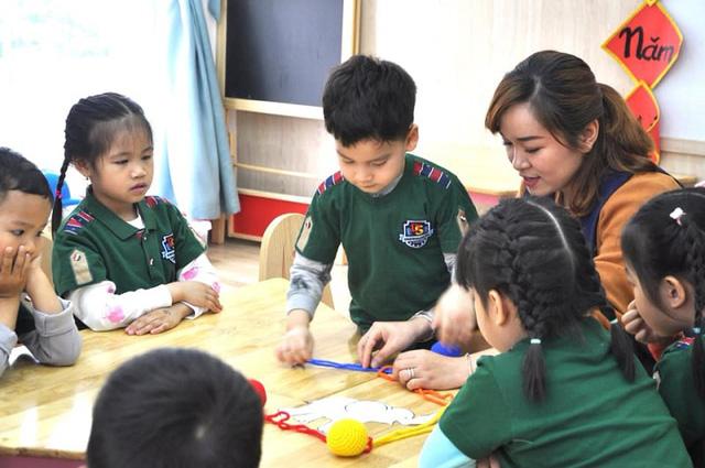 Giáo dục mầm non trong xu thế đổi mới hiện nay - Ảnh 1.