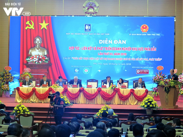 Phú Thọ xây dựng môi trường kinh doanh năng động, hỗ trợ có hiệu quả doanh nghiệp vừa và nhỏ - Ảnh 1.