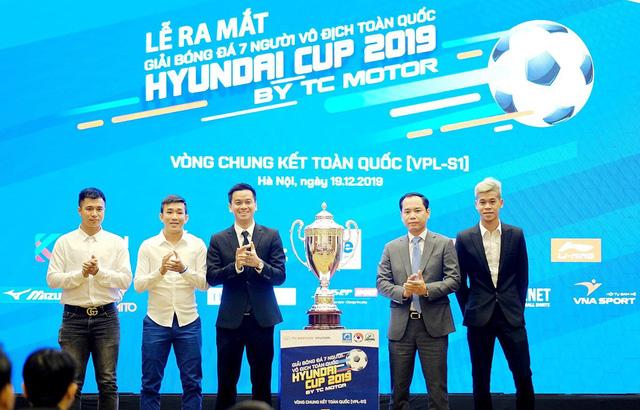 Giải bóng đá 7 người vô địch toàn quốc có thể mở rộng ra quy mô Đông Nam Á - Ảnh 2.