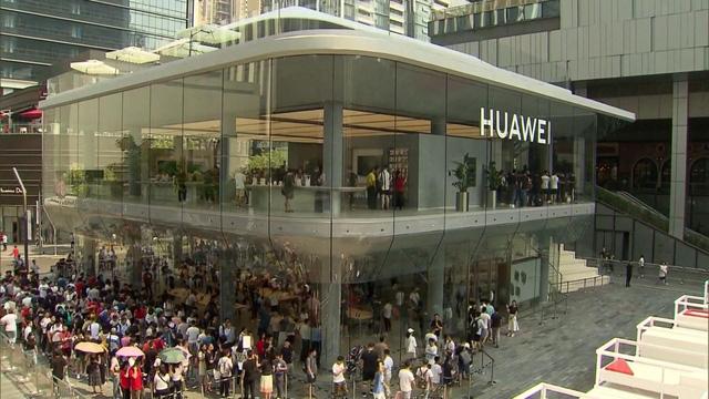 Huawei dẫn đầu thế giới về số sản phẩm ứng dụng kết nối 5G - Ảnh 1.