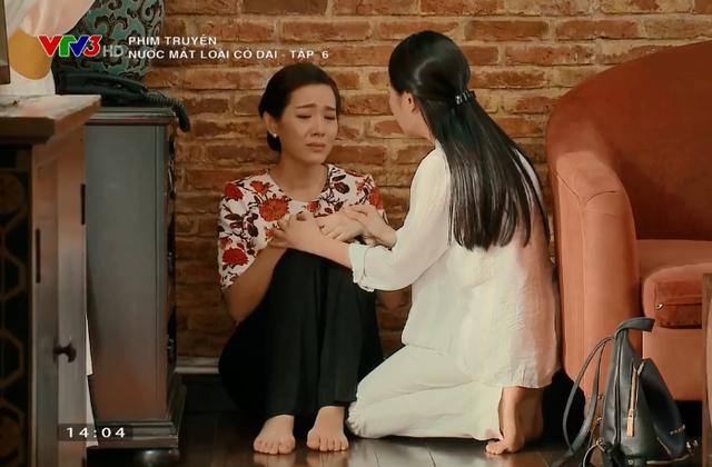 Nước mắt loài cỏ dại - Tập 6: Thảo khuyên mẹ nên về thăm bà ngoại cầu xin sự tha thứ - Ảnh 1.