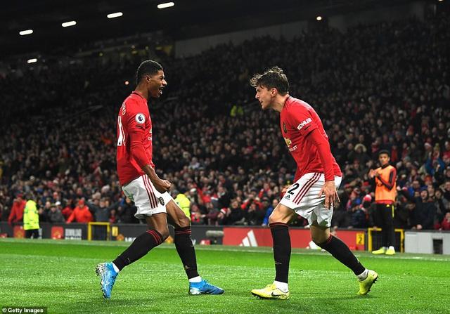 Man Utd 2-2 Aston Villa: Rượt đuổi tỷ số, chia điểm kịch tính - Ảnh 1.