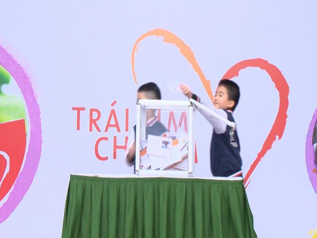 2.500 học sinh Trường liên cấp Ngôi Sao Hà Nội chung tay ủng hộ bệnh nhi tim bẩm sinh - Ảnh 4.