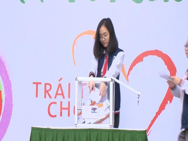 2.500 học sinh Trường liên cấp Ngôi Sao Hà Nội chung tay ủng hộ bệnh nhi tim bẩm sinh - Ảnh 7.