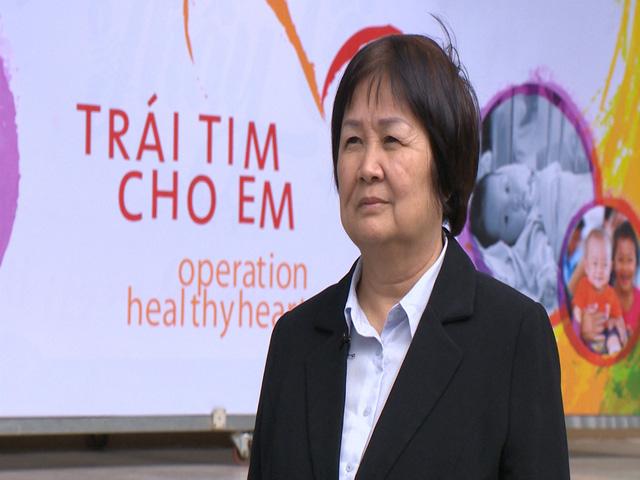 2.500 học sinh Trường liên cấp Ngôi Sao Hà Nội chung tay ủng hộ bệnh nhi tim bẩm sinh - Ảnh 5.