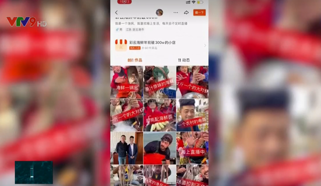 Thương mại điện tử cải thiện cuộc sống ngư dân Trung Quốc - Ảnh 1.