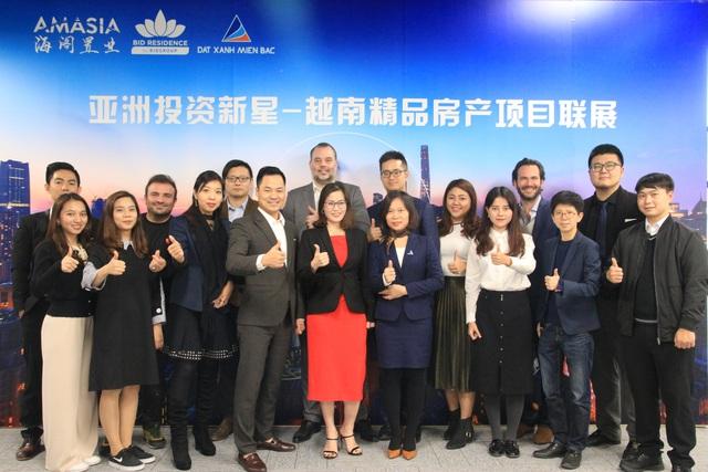 Đất Xanh Miền Bắc mở bán 5 dự án cao cấp tại Thượng Hải, hút nhà đầu tư ngoại - Ảnh 1.
