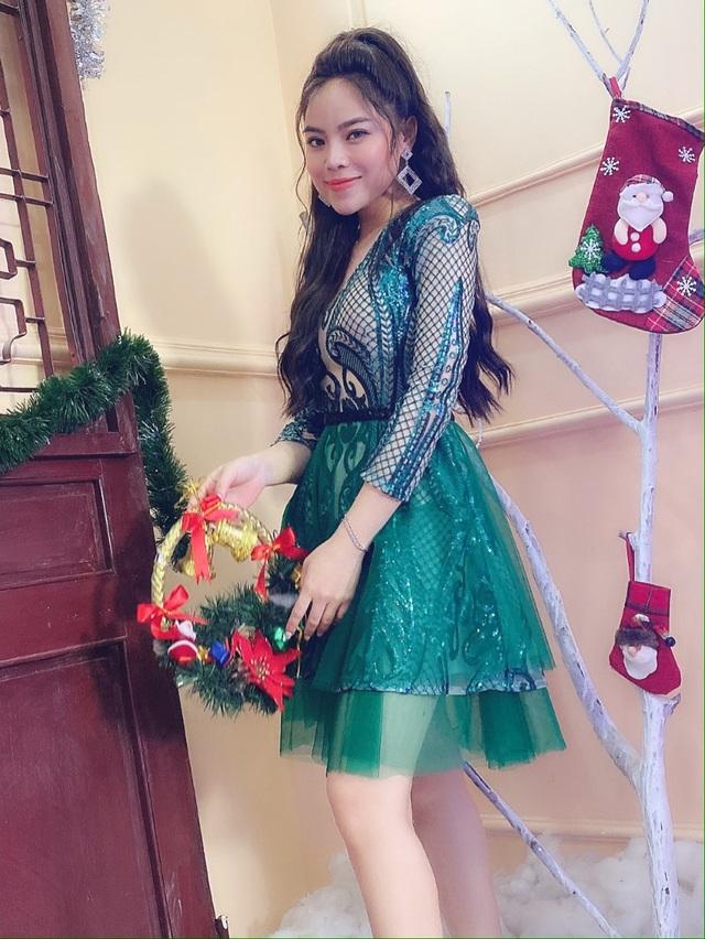 """Sao mai Mai Diệu Ly ra mắt MV """"Nhớ mùa Noel"""" nồng nàn yêu thương - Ảnh 4."""