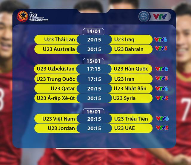 U23 Việt Nam tập luyện tại TP Hồ Chí Minh, HLV Park Hang-seo tiếc vì Văn Hậu không tham dự VCK U23 châu Á 2020 - Ảnh 4.