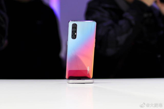 Oppo ra mắt smartphone Reno 3 5G giá dưới 500 USD - Ảnh 2.