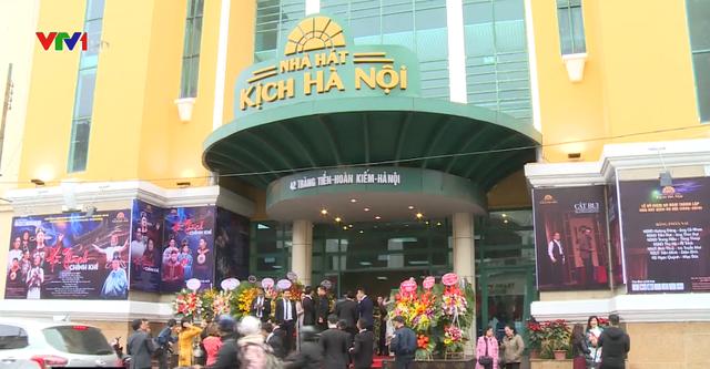60 năm vàng son của Nhà hát kịch Hà Nội - Ảnh 1.