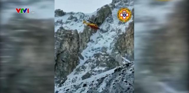 Tai nạn leo núi tại Italy, 3 người thiệt mạng - Ảnh 1.