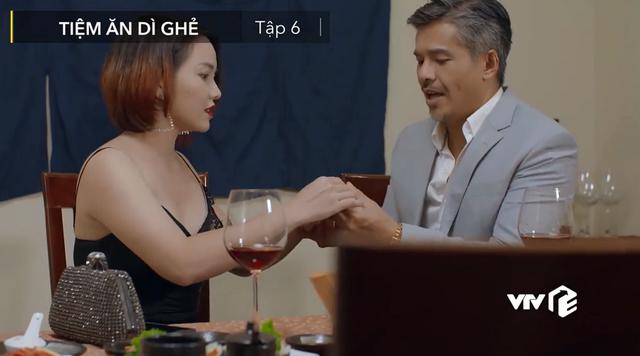 Tiệm ăn dì ghẻ - Tập 6: Vì hợp đồng lớn, Thiên Kim bị chồng bán cho đại gia - Ảnh 2.