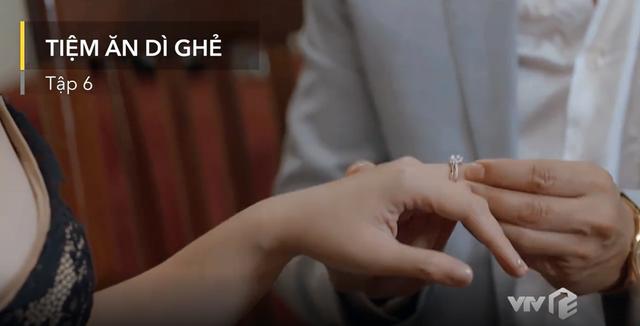 Tiệm ăn dì ghẻ - Tập 6: Vì hợp đồng lớn, Thiên Kim bị chồng bán cho đại gia - Ảnh 1.