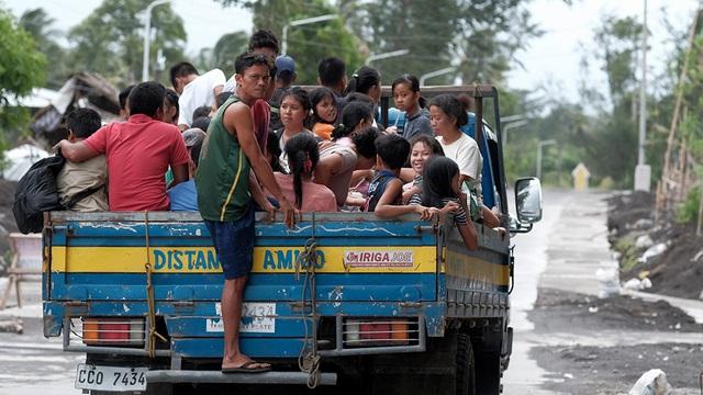 Bão Kammuri đổ bộ vào Philippines - Ảnh 2.