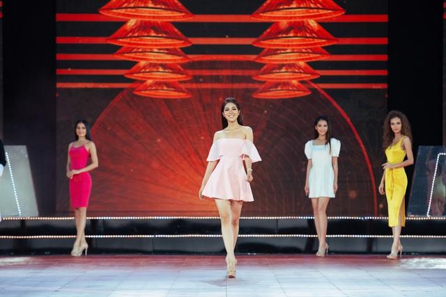 Đón xem THTT Bán kết Hoa hậu Hoàn vũ Việt Nam 2019 (20h, VTV9) - Ảnh 7.