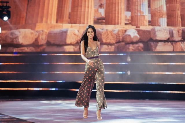 Đón xem THTT Bán kết Hoa hậu Hoàn vũ Việt Nam 2019 (20h, VTV9) - Ảnh 4.