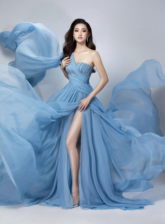 Miss World 2019: Hé lộ chiếc đầm Lương Thuỳ Linh sẽ mặc thi Top Model - Ảnh 6.