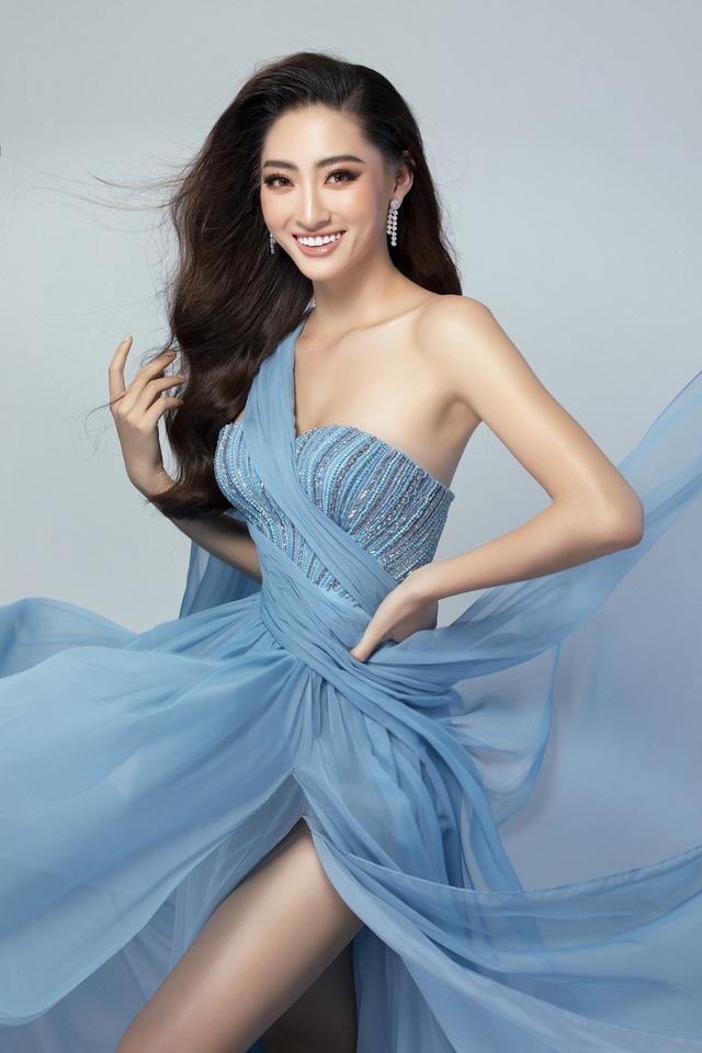 Miss World 2019: Hé lộ chiếc đầm Lương Thuỳ Linh sẽ mặc thi Top Model - Ảnh 8.