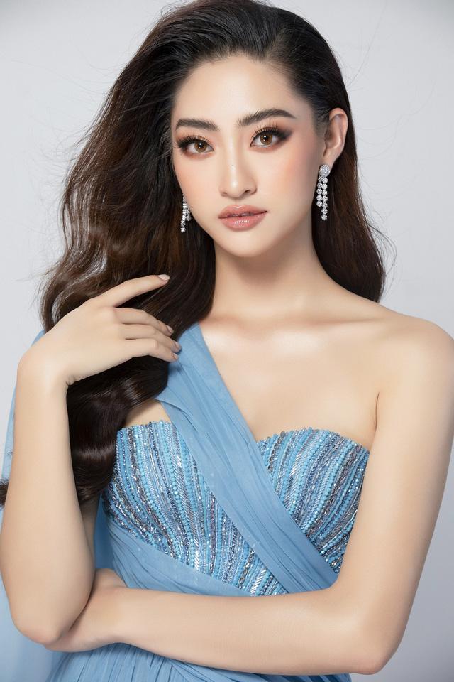 Miss World 2019: Hé lộ chiếc đầm Lương Thuỳ Linh sẽ mặc thi Top Model - Ảnh 4.