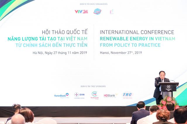 Phát triển bền vững năng lượng tái tạo tại Việt Nam: Điểm nghẽn và giải pháp - Ảnh 1.