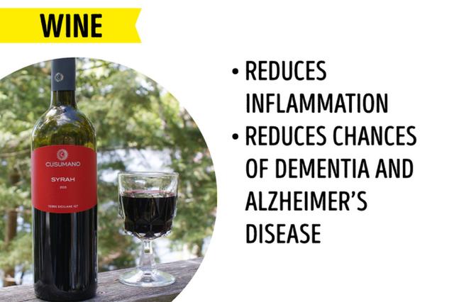"""11 loại đồ uống giúp bạn """"hãm phanh"""" quá trình lão hóa - ảnh 3"""