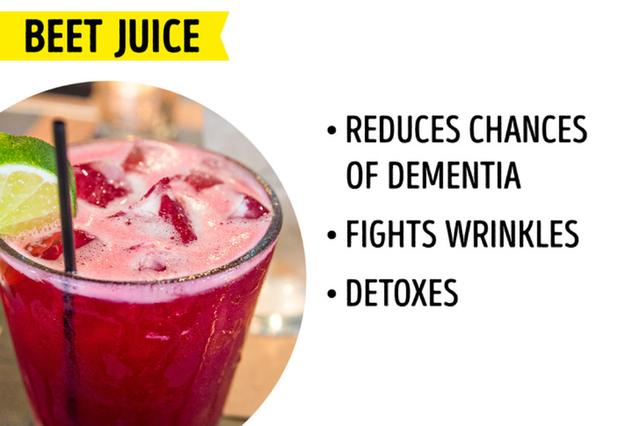 """11 loại đồ uống giúp bạn """"hãm phanh"""" quá trình lão hóa - ảnh 6"""
